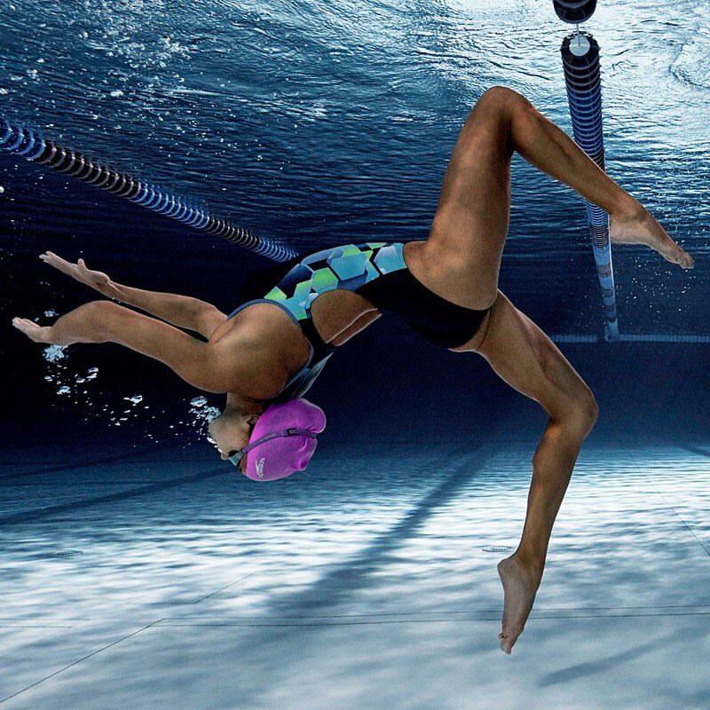 Плавание во время месячных