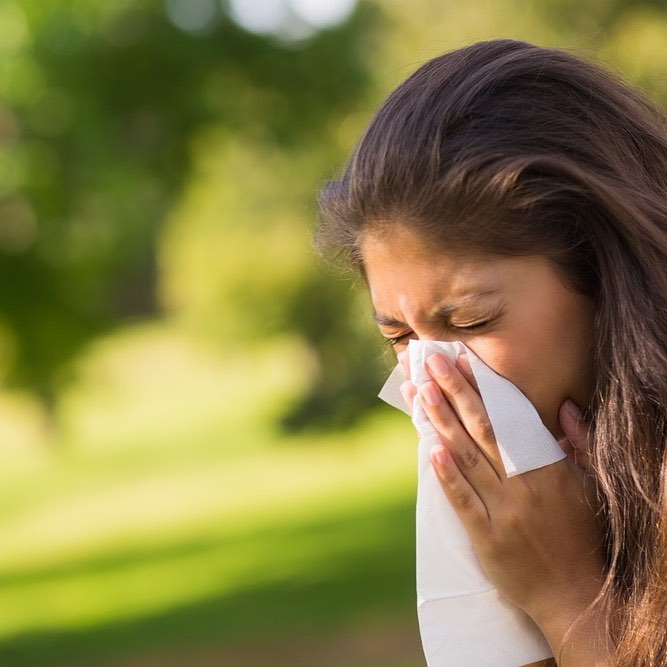 Аллергия на месячные
