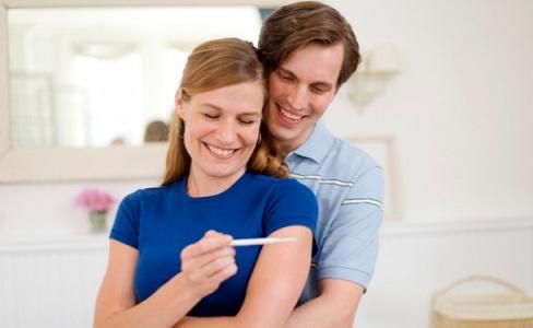 Беременность во время месячных