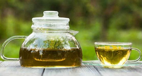 Чай с фенхелем при тошноте в середине цикла