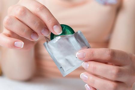 Использование контрацепции при половых контактах