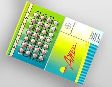 Контрацептивы Джес