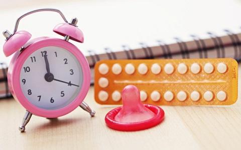 Темные выделения при приеме контрацептивов