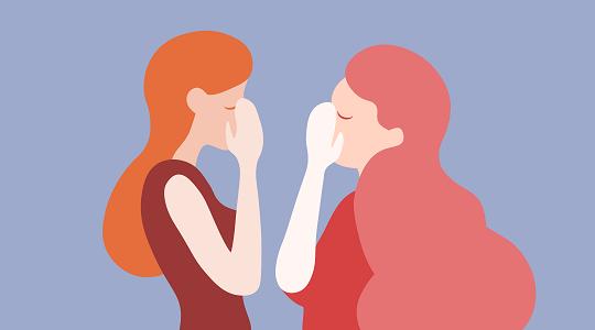 Слизистые выделения у женщин