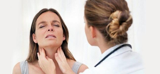 Аменорея при патологии щитовидной железы