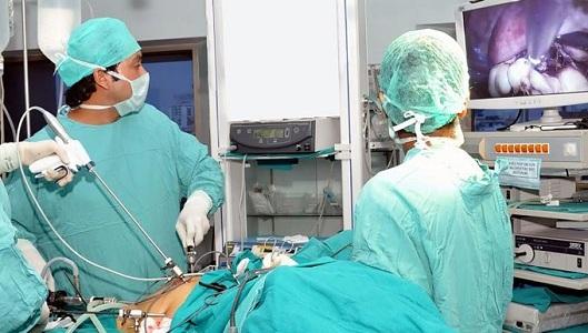 Хирургический метод лечения аменореи