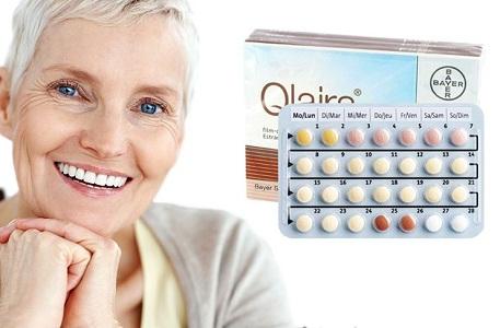 Контрацептив Клайра при климаксе
