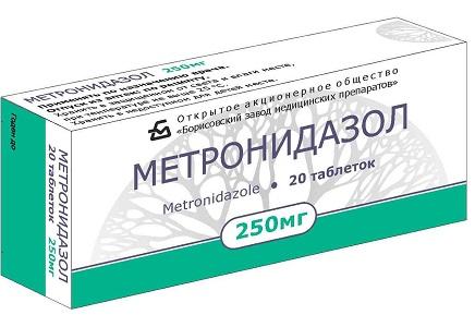 Таблетки при гарднереллезе