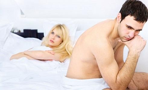 Минусы прерванного полового акта