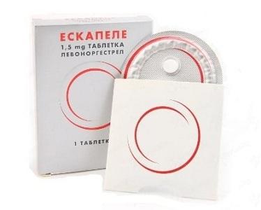 Эскапел: задержка и характер выделений после приема экстренного контрацептива