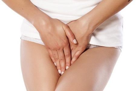 Симптомы герпеса во время месячных