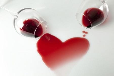 Употребление алкоголя при месячных