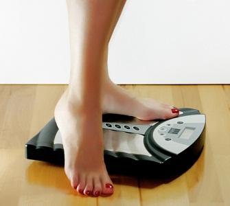 Увеличение веса перед менструацией
