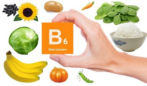 Витамин В6 во время месячных