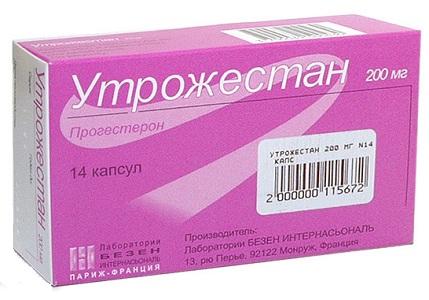 Аналоги укола Прогестерона для вызова месячных