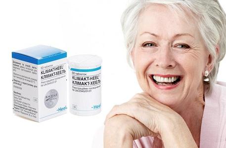 Гомеопатический препарат Климакт-Хель при климаксе