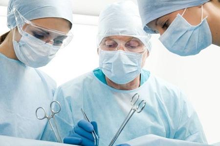 Хирургическое лечение наботовых кист шейки матки