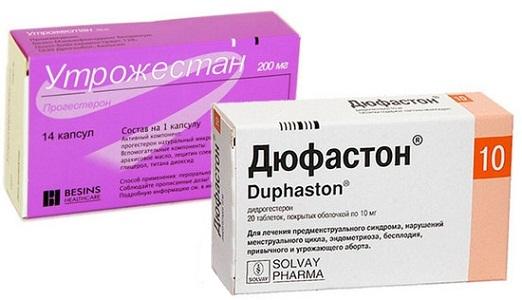 Лечение лимфоузлов перед месячными