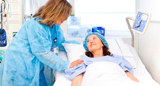 Лечение узловой миомы матки