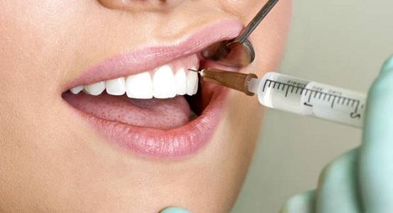 Лечение зубов и анестезия при месячных