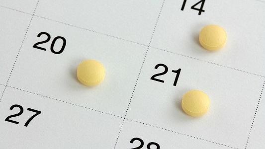 Месячные во время приема противозачаточных