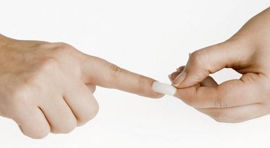 Наращивание ногтей при месячных