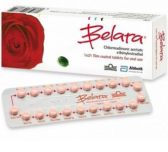 Инструкция по применению контрацептивного препарата Белара, особенности месячных после применения