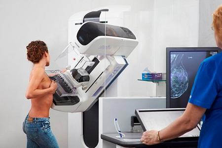 Процедура маммография