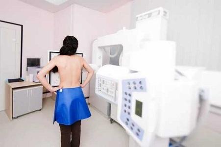 Проведение рентгена во время месячных
