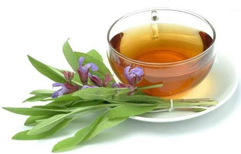 Шалфейный чай при климаксе