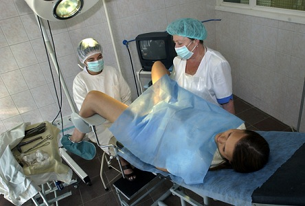 Техника проведения мини-аборта