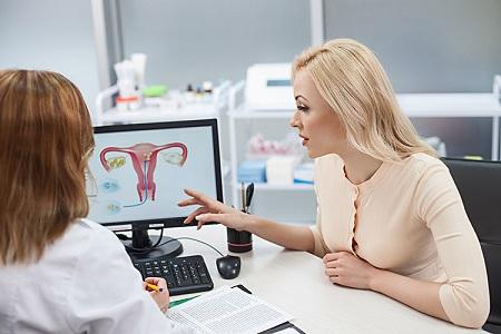 Терапия лазером в гинекологии