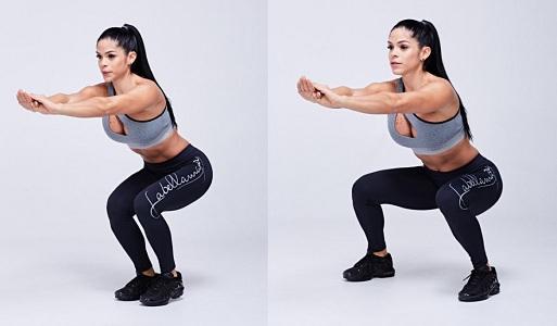 Упражнения для того, чтобы месячные быстрее закончились