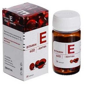 Как принимать витамин E при задержке месячных, при беременности, при климаксе, в каких продуктах он содержится