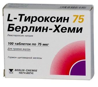 Влияние L-Тироксина на месячные