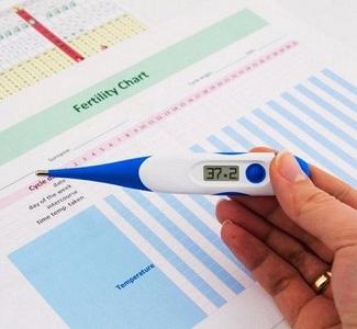 Определение базальной температуры на ранних сроках беременности, при овуляции, перед месячными, при климаксе