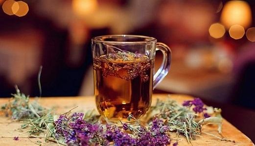 Чай с душицей при климаксе