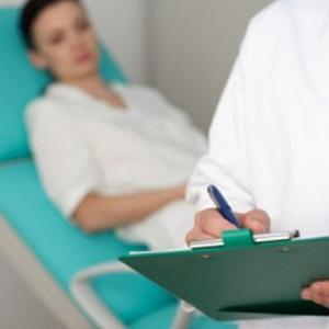 К гинекологу во время месячных