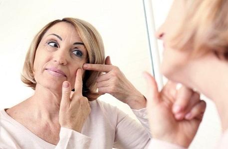 Состояние кожи при климаксе