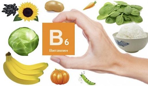 Витамин B при климаксе
