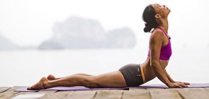 Гимнастика при месячных для похудения