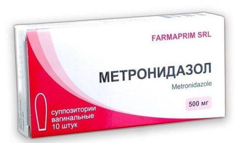 Можно ли принимать Метронидазол при месячных